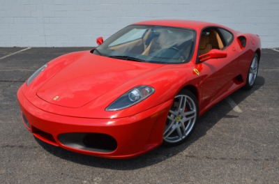 Used 2007 Ferrari F430 F1 Used 2007 Ferrari F430 F1 for sale Sold at Cauley Ferrari in West Bloomfield MI 49