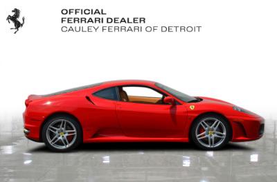 Used 2007 Ferrari F430 F1 Used 2007 Ferrari F430 F1 for sale Sold at Cauley Ferrari in West Bloomfield MI 5