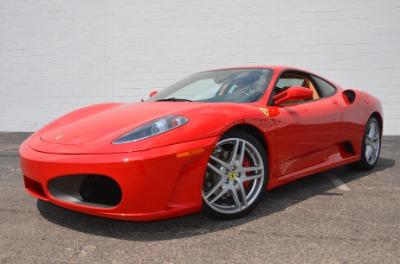 Used 2007 Ferrari F430 F1 Used 2007 Ferrari F430 F1 for sale Sold at Cauley Ferrari in West Bloomfield MI 51