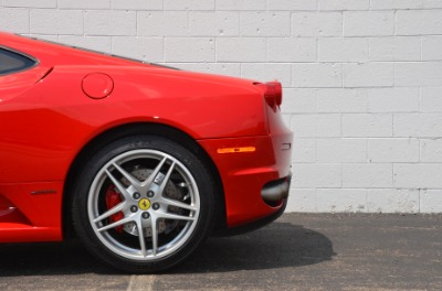 Used 2007 Ferrari F430 F1 Used 2007 Ferrari F430 F1 for sale Sold at Cauley Ferrari in West Bloomfield MI 54