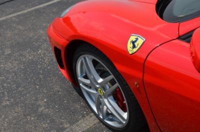 Used 2007 Ferrari F430 F1 Used 2007 Ferrari F430 F1 for sale Sold at Cauley Ferrari in West Bloomfield MI 55