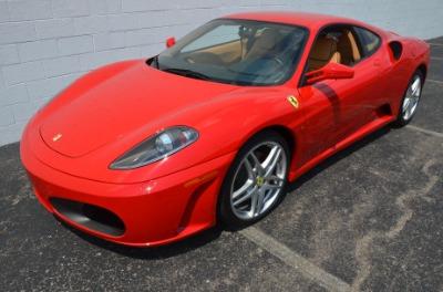 Used 2007 Ferrari F430 F1 Used 2007 Ferrari F430 F1 for sale Sold at Cauley Ferrari in West Bloomfield MI 59