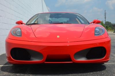 Used 2007 Ferrari F430 F1 Used 2007 Ferrari F430 F1 for sale Sold at Cauley Ferrari in West Bloomfield MI 60