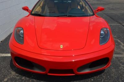 Used 2007 Ferrari F430 F1 Used 2007 Ferrari F430 F1 for sale Sold at Cauley Ferrari in West Bloomfield MI 61