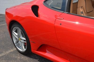 Used 2007 Ferrari F430 F1 Used 2007 Ferrari F430 F1 for sale Sold at Cauley Ferrari in West Bloomfield MI 75