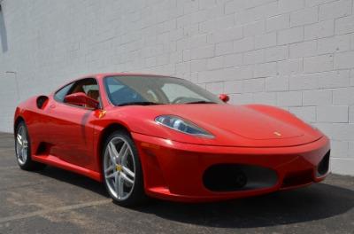 Used 2007 Ferrari F430 F1 Used 2007 Ferrari F430 F1 for sale Sold at Cauley Ferrari in West Bloomfield MI 76