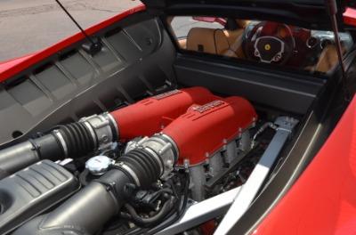 Used 2007 Ferrari F430 F1 Used 2007 Ferrari F430 F1 for sale Sold at Cauley Ferrari in West Bloomfield MI 80