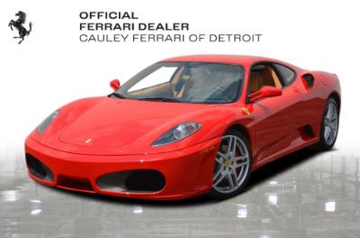 Used 2007 Ferrari F430 F1 Used 2007 Ferrari F430 F1 for sale Sold at Cauley Ferrari in West Bloomfield MI 1