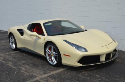 Used 2018 Ferrari 488 Spider Used 2018 Ferrari 488 Spider for sale $329,900 at Cauley Ferrari in West Bloomfield MI 12