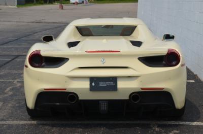Used 2018 Ferrari 488 Spider Used 2018 Ferrari 488 Spider for sale $329,900 at Cauley Ferrari in West Bloomfield MI 15