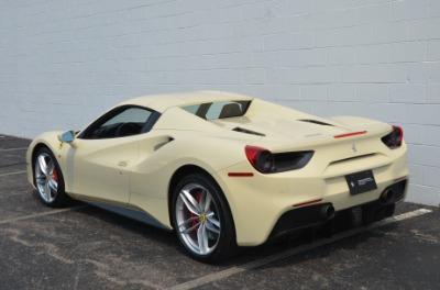 Used 2018 Ferrari 488 Spider Used 2018 Ferrari 488 Spider for sale $329,900 at Cauley Ferrari in West Bloomfield MI 16