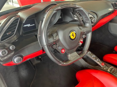 Used 2018 Ferrari 488 Spider Used 2018 Ferrari 488 Spider for sale $329,900 at Cauley Ferrari in West Bloomfield MI 35