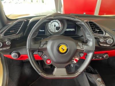 Used 2018 Ferrari 488 Spider Used 2018 Ferrari 488 Spider for sale $329,900 at Cauley Ferrari in West Bloomfield MI 40