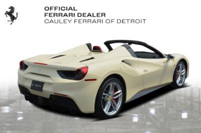 Used 2018 Ferrari 488 Spider Used 2018 Ferrari 488 Spider for sale $329,900 at Cauley Ferrari in West Bloomfield MI 6
