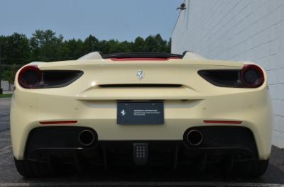 Used 2018 Ferrari 488 Spider Used 2018 Ferrari 488 Spider for sale $329,900 at Cauley Ferrari in West Bloomfield MI 72