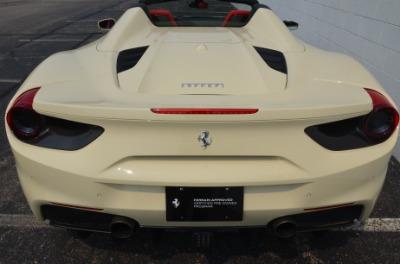 Used 2018 Ferrari 488 Spider Used 2018 Ferrari 488 Spider for sale $329,900 at Cauley Ferrari in West Bloomfield MI 75