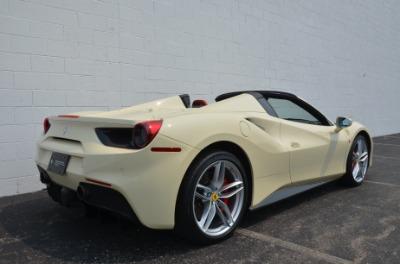 Used 2018 Ferrari 488 Spider Used 2018 Ferrari 488 Spider for sale $329,900 at Cauley Ferrari in West Bloomfield MI 81