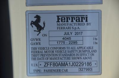 Used 2018 Ferrari 488 Spider Used 2018 Ferrari 488 Spider for sale $329,900 at Cauley Ferrari in West Bloomfield MI 91