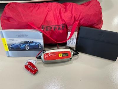 Used 2018 Ferrari 488 Spider Used 2018 Ferrari 488 Spider for sale $329,900 at Cauley Ferrari in West Bloomfield MI 95