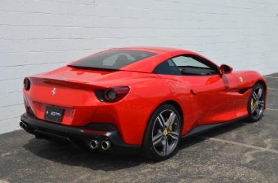 Used 2019 Ferrari Portofino Used 2019 Ferrari Portofino for sale Sold at Cauley Ferrari in West Bloomfield MI 19