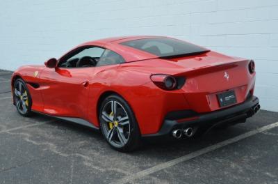 Used 2019 Ferrari Portofino Used 2019 Ferrari Portofino for sale Sold at Cauley Ferrari in West Bloomfield MI 21