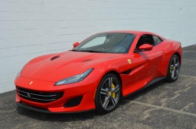 Used 2019 Ferrari Portofino Used 2019 Ferrari Portofino for sale Sold at Cauley Ferrari in West Bloomfield MI 23