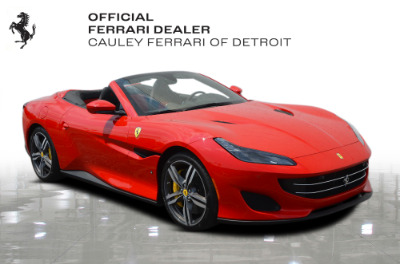 Used 2019 Ferrari Portofino Used 2019 Ferrari Portofino for sale Sold at Cauley Ferrari in West Bloomfield MI 4