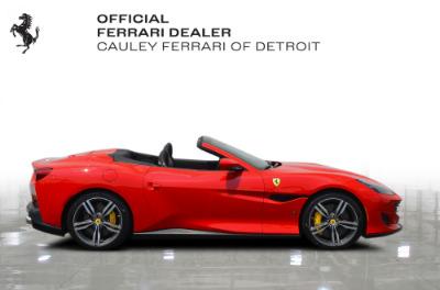 Used 2019 Ferrari Portofino Used 2019 Ferrari Portofino for sale Sold at Cauley Ferrari in West Bloomfield MI 5