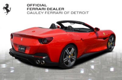 Used 2019 Ferrari Portofino Used 2019 Ferrari Portofino for sale Sold at Cauley Ferrari in West Bloomfield MI 6