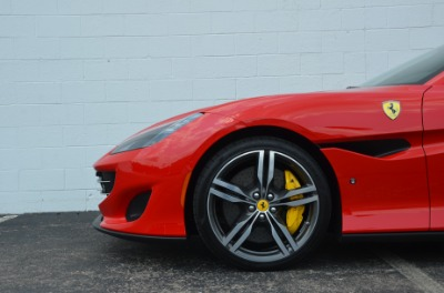 Used 2019 Ferrari Portofino Used 2019 Ferrari Portofino for sale Sold at Cauley Ferrari in West Bloomfield MI 61