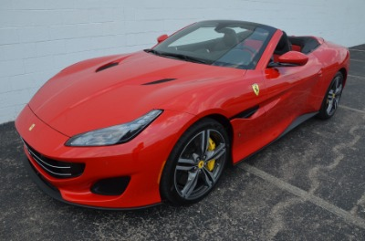 Used 2019 Ferrari Portofino Used 2019 Ferrari Portofino for sale Sold at Cauley Ferrari in West Bloomfield MI 64