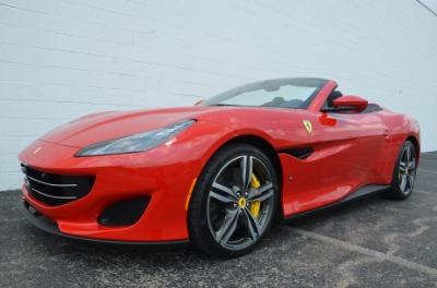 Used 2019 Ferrari Portofino Used 2019 Ferrari Portofino for sale Sold at Cauley Ferrari in West Bloomfield MI 65