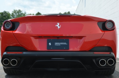 Used 2019 Ferrari Portofino Used 2019 Ferrari Portofino for sale Sold at Cauley Ferrari in West Bloomfield MI 70