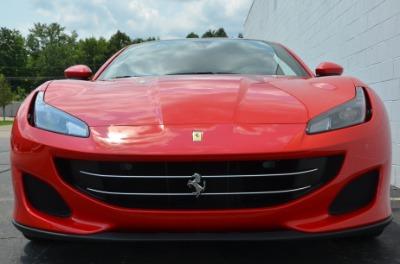 Used 2019 Ferrari Portofino Used 2019 Ferrari Portofino for sale Sold at Cauley Ferrari in West Bloomfield MI 72