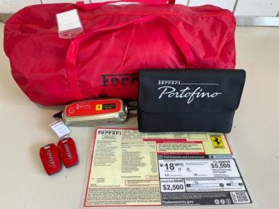 Used 2019 Ferrari Portofino Used 2019 Ferrari Portofino for sale Sold at Cauley Ferrari in West Bloomfield MI 89