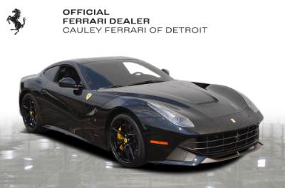 Used 2014 Ferrari F12berlinetta Used 2014 Ferrari F12berlinetta for sale $259,900 at Cauley Ferrari in West Bloomfield MI 4