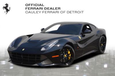 Used 2014 Ferrari F12berlinetta Used 2014 Ferrari F12berlinetta for sale $259,900 at Cauley Ferrari in West Bloomfield MI 1
