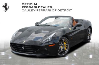Used 2016 Ferrari California T Used 2016 Ferrari California T for sale $179,900 at Cauley Ferrari in West Bloomfield MI 1