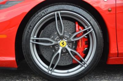 Used 2015 Ferrari 458 Speciale A Used 2015 Ferrari 458 Speciale A for sale $724,900 at Cauley Ferrari in West Bloomfield MI 12