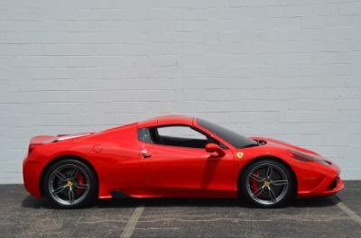Used 2015 Ferrari 458 Speciale A Used 2015 Ferrari 458 Speciale A for sale $724,900 at Cauley Ferrari in West Bloomfield MI 18