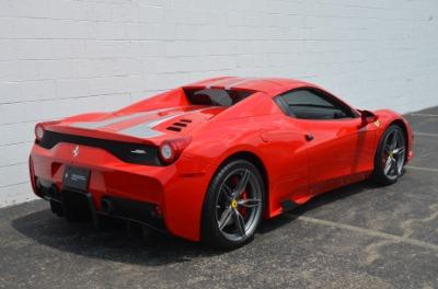 Used 2015 Ferrari 458 Speciale A Used 2015 Ferrari 458 Speciale A for sale $724,900 at Cauley Ferrari in West Bloomfield MI 19