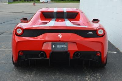 Used 2015 Ferrari 458 Speciale A Used 2015 Ferrari 458 Speciale A for sale $724,900 at Cauley Ferrari in West Bloomfield MI 20