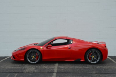 Used 2015 Ferrari 458 Speciale A Used 2015 Ferrari 458 Speciale A for sale $724,900 at Cauley Ferrari in West Bloomfield MI 22