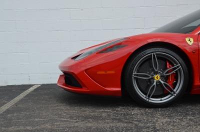 Used 2015 Ferrari 458 Speciale A Used 2015 Ferrari 458 Speciale A for sale $724,900 at Cauley Ferrari in West Bloomfield MI 62
