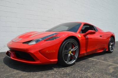 Used 2015 Ferrari 458 Speciale A Used 2015 Ferrari 458 Speciale A for sale $724,900 at Cauley Ferrari in West Bloomfield MI 75