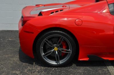 Used 2015 Ferrari 458 Speciale A Used 2015 Ferrari 458 Speciale A for sale $724,900 at Cauley Ferrari in West Bloomfield MI 81