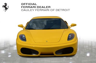 Used 2007 Ferrari F430 Used 2007 Ferrari F430 for sale $139,900 at Cauley Ferrari in West Bloomfield MI 3