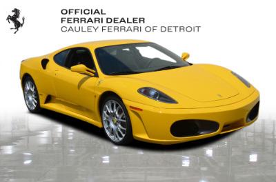 Used 2007 Ferrari F430 Used 2007 Ferrari F430 for sale $139,900 at Cauley Ferrari in West Bloomfield MI 4
