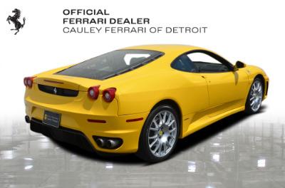Used 2007 Ferrari F430 Used 2007 Ferrari F430 for sale $139,900 at Cauley Ferrari in West Bloomfield MI 6