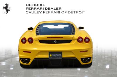 Used 2007 Ferrari F430 Used 2007 Ferrari F430 for sale $139,900 at Cauley Ferrari in West Bloomfield MI 7